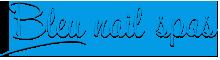 Bleu nail spas Mobile Logo