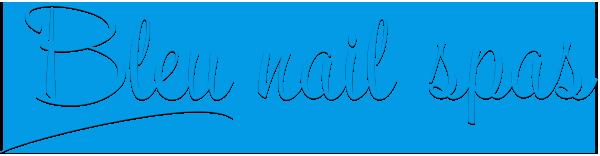Bleu nail spas Retina Logo