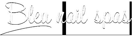 Bleu nail spas Mobile Retina Logo